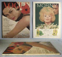 Vogue Magazine - 1963 - July